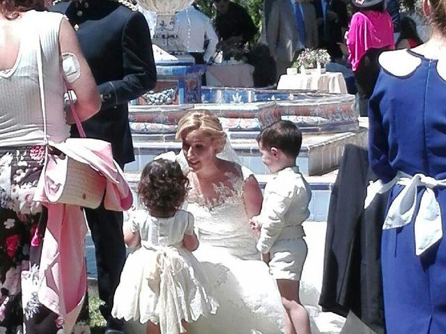 La boda de Ezequiel  y Maria Jesús  en Sevilla, Sevilla 2