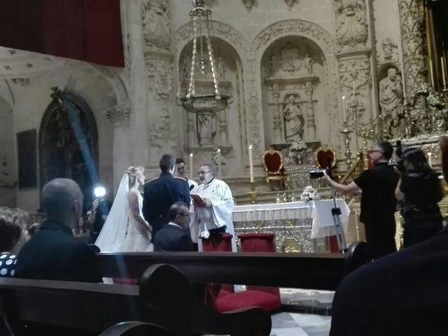 La boda de Ezequiel  y Maria Jesús  en Sevilla, Sevilla 3