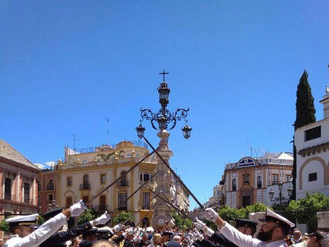 La boda de Ezequiel  y Maria Jesús  en Sevilla, Sevilla 4