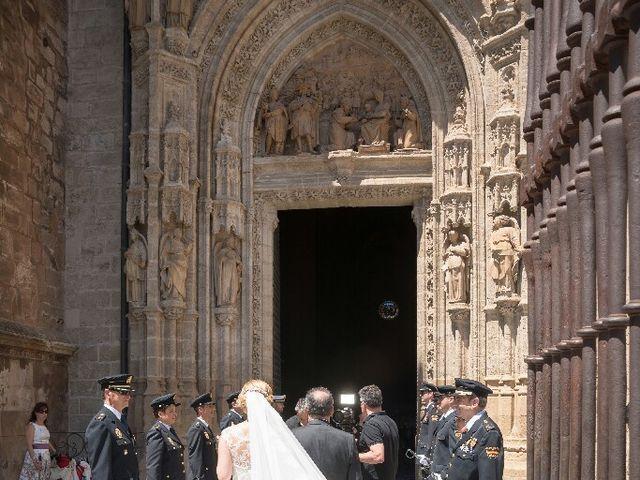 La boda de Ezequiel  y Maria Jesús  en Sevilla, Sevilla 6