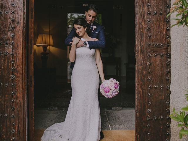 La boda de Nacho y Stefania en Boadilla Del Monte, Madrid 20