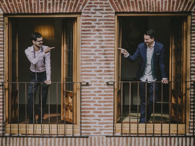 La boda de Nacho y Stefania en Boadilla Del Monte, Madrid 38