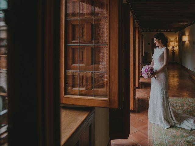 La boda de Nacho y Stefania en Boadilla Del Monte, Madrid 43