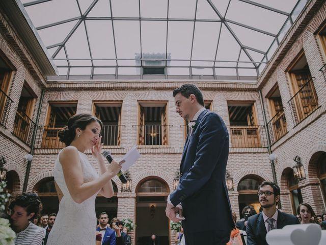 La boda de Nacho y Stefania en Boadilla Del Monte, Madrid 44