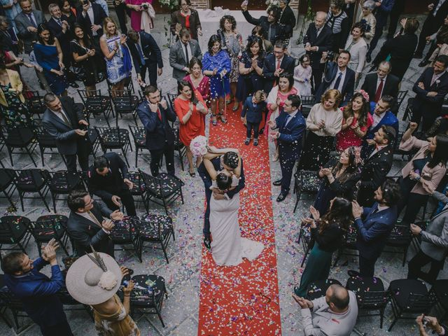 La boda de Nacho y Stefania en Boadilla Del Monte, Madrid 56