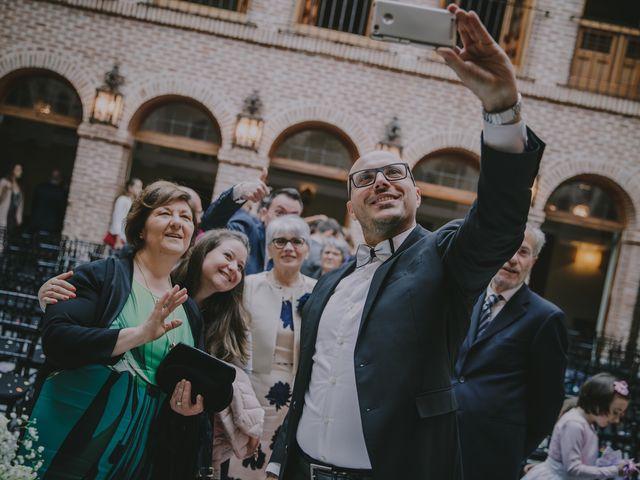La boda de Nacho y Stefania en Boadilla Del Monte, Madrid 57
