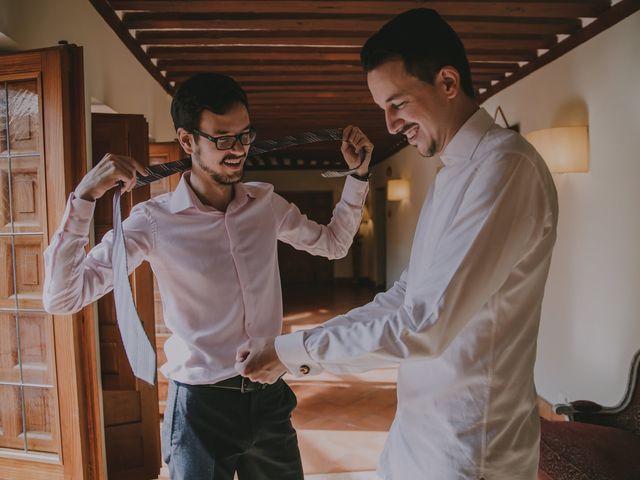 La boda de Nacho y Stefania en Boadilla Del Monte, Madrid 75