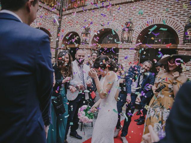 La boda de Nacho y Stefania en Boadilla Del Monte, Madrid 83