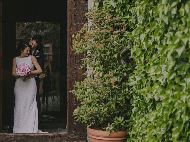 La boda de Nacho y Stefania en Boadilla Del Monte, Madrid 100
