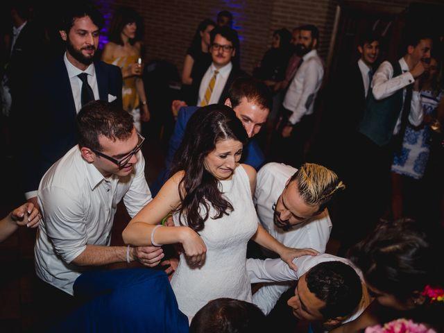 La boda de Nacho y Stefania en Boadilla Del Monte, Madrid 120