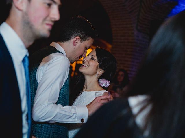 La boda de Nacho y Stefania en Boadilla Del Monte, Madrid 127