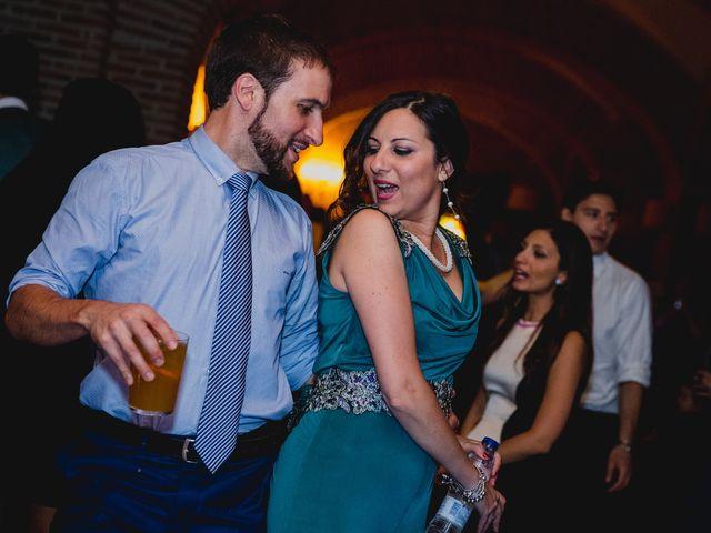 La boda de Nacho y Stefania en Boadilla Del Monte, Madrid 128