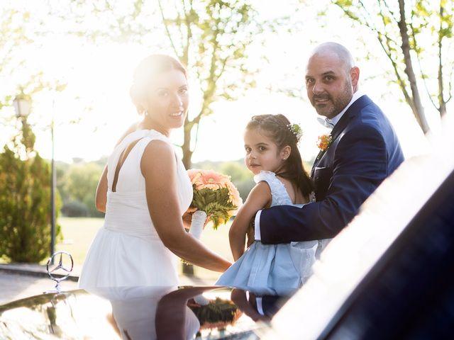 La boda de Catalina y Alfredo