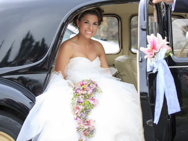 La boda de Javi y Garbiñe en Bakio, Vizcaya 5