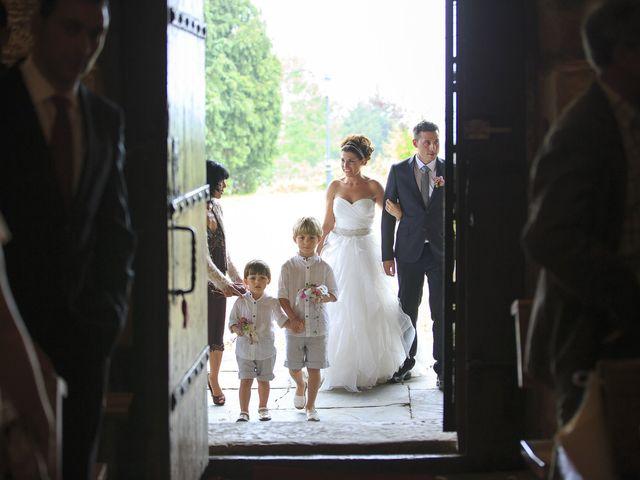 La boda de Javi y Garbiñe en Bakio, Vizcaya 7