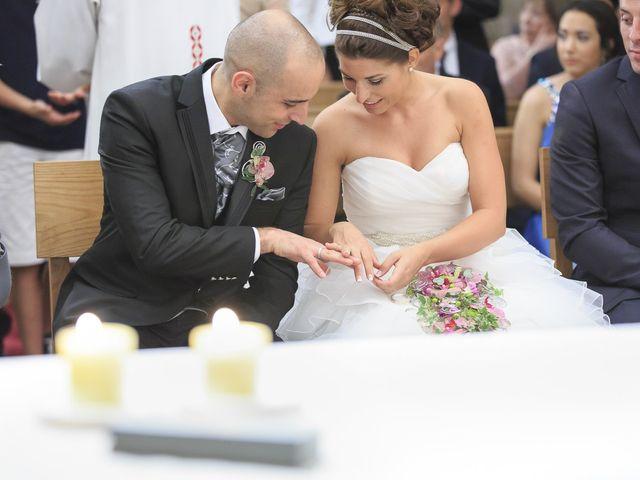 La boda de Javi y Garbiñe en Bakio, Vizcaya 9
