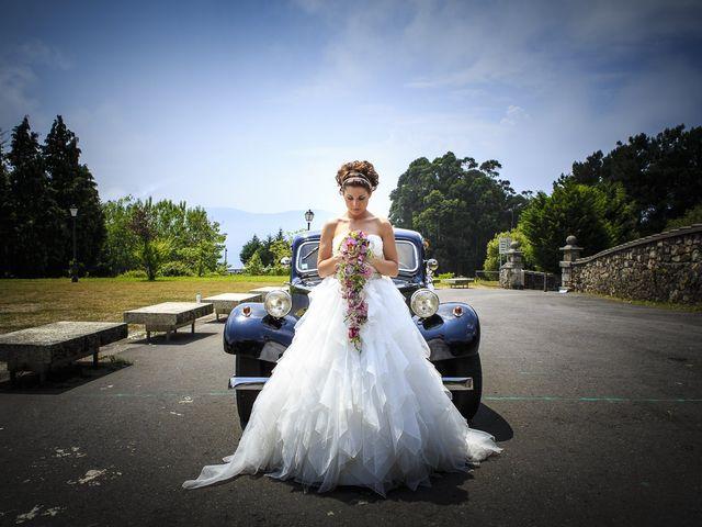 La boda de Javi y Garbiñe en Bakio, Vizcaya 16