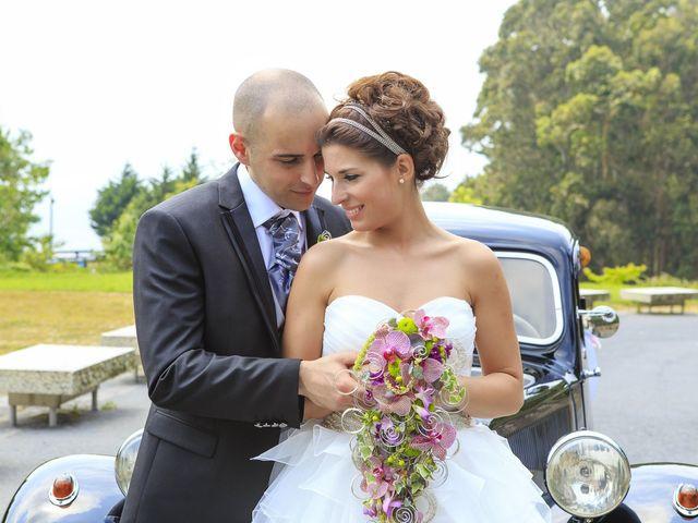 La boda de Javi y Garbiñe en Bakio, Vizcaya 17