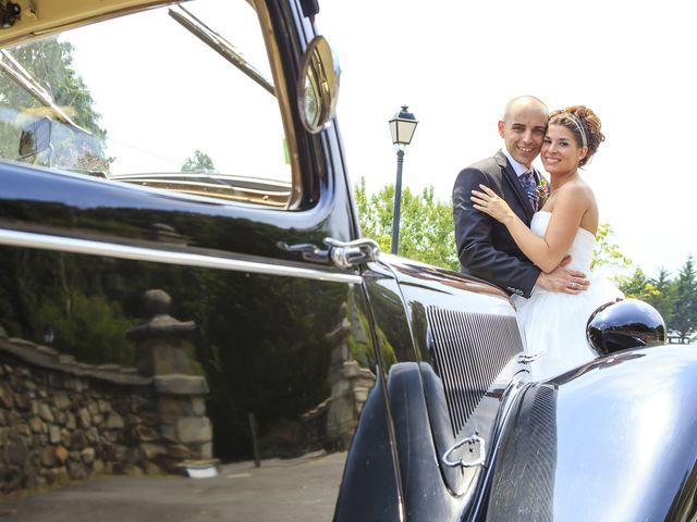 La boda de Javi y Garbiñe en Bakio, Vizcaya 18