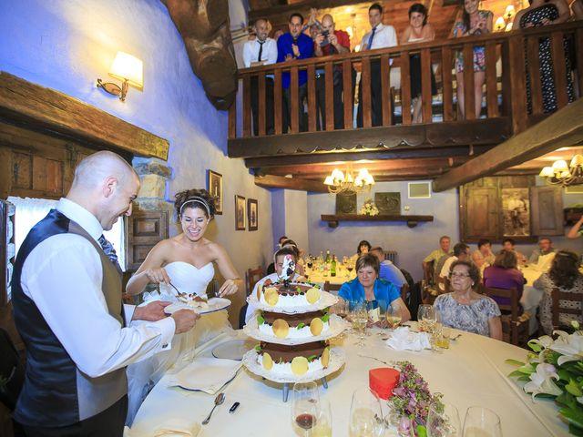 La boda de Javi y Garbiñe en Bakio, Vizcaya 25