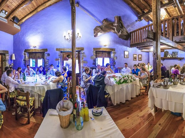 La boda de Javi y Garbiñe en Bakio, Vizcaya 26