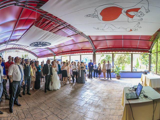 La boda de Javi y Garbiñe en Bakio, Vizcaya 29