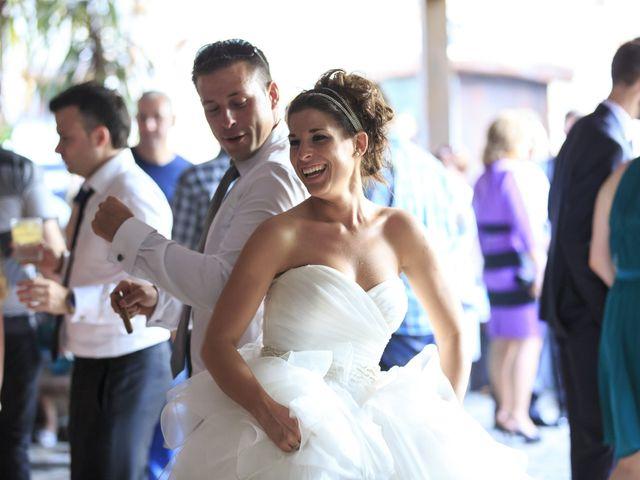 La boda de Javi y Garbiñe en Bakio, Vizcaya 35