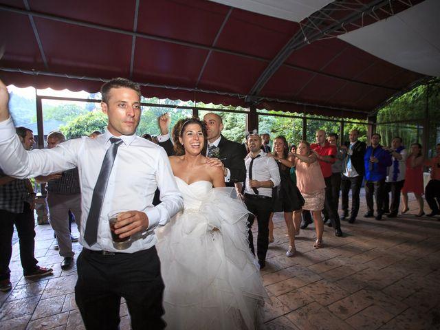La boda de Javi y Garbiñe en Bakio, Vizcaya 45