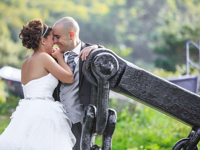 La boda de Javi y Garbiñe en Bakio, Vizcaya 46