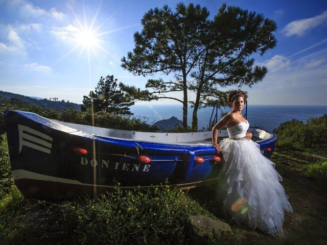 La boda de Javi y Garbiñe en Bakio, Vizcaya 47