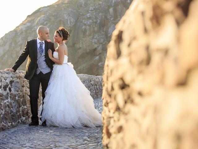 La boda de Javi y Garbiñe en Bakio, Vizcaya 50