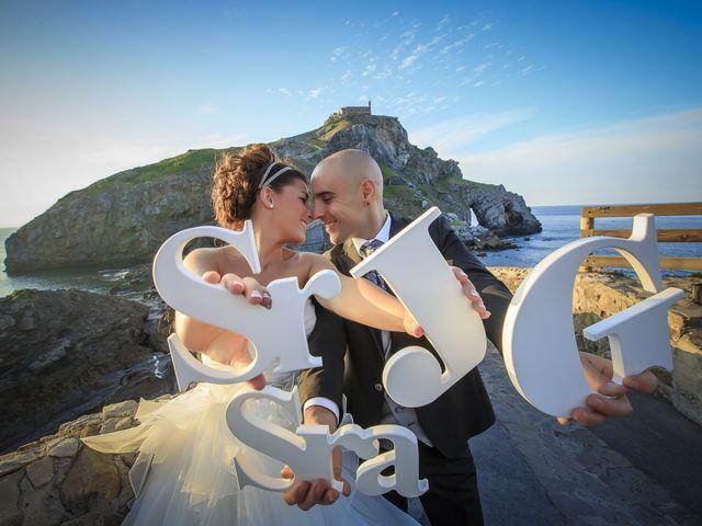 La boda de Javi y Garbiñe en Bakio, Vizcaya 52