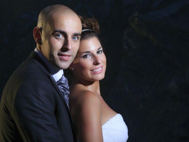 La boda de Garbiñe y Javi