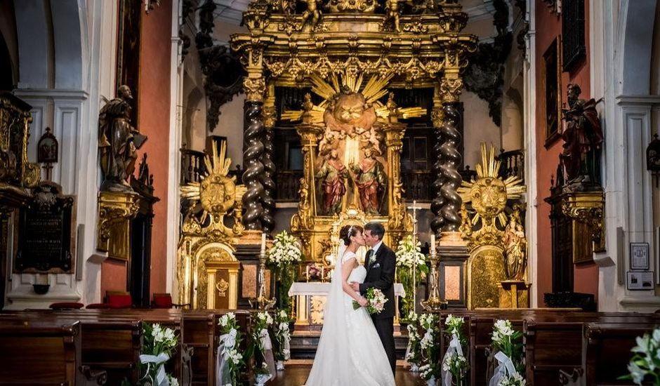 La boda de David y Paloma en Zaragoza, Zaragoza