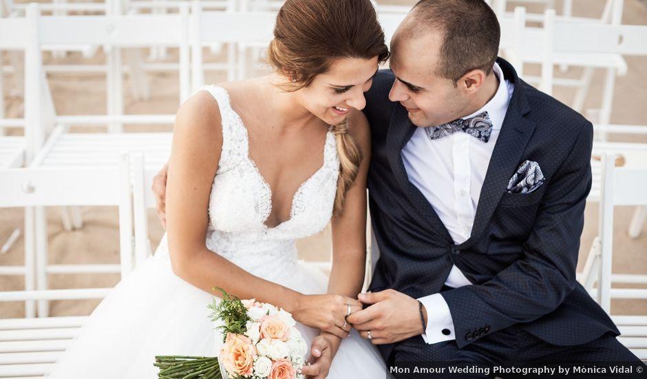 La boda de Dídac y Raquel en El Vendrell, Tarragona