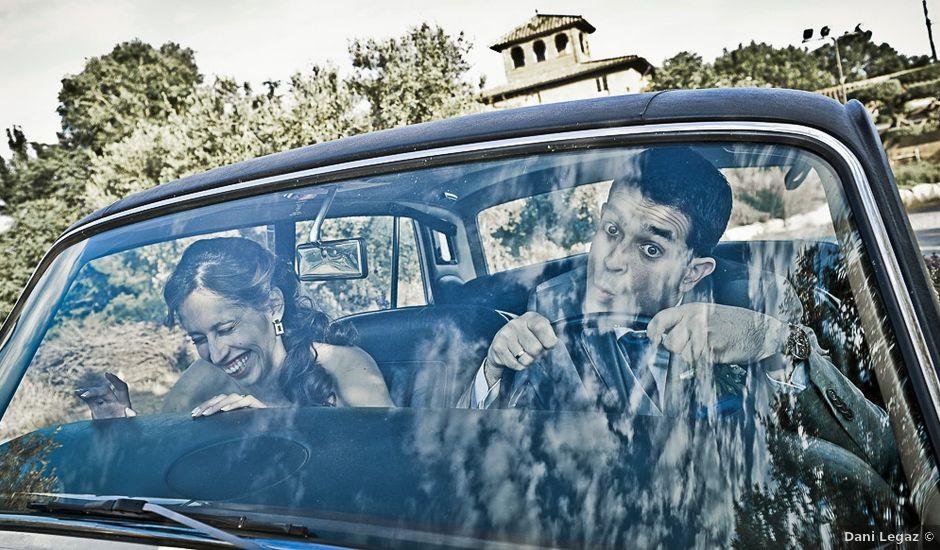 La boda de Eliezer y Paola en Constanti, Tarragona