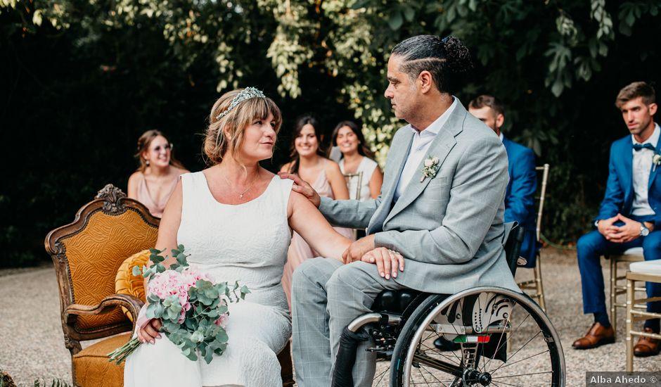 La boda de Frank y Dora en El Rourell, Tarragona