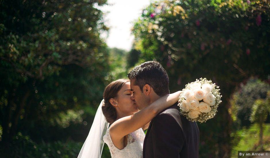 La boda de Felipe y Almudena en Vigo, Pontevedra