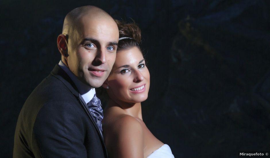 La boda de Javi y Garbiñe en Bakio, Vizcaya