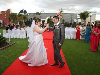 La boda de Josefina y Tomas