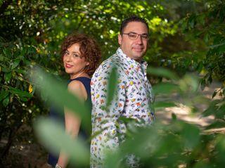 La boda de Silvia y Daniel 1