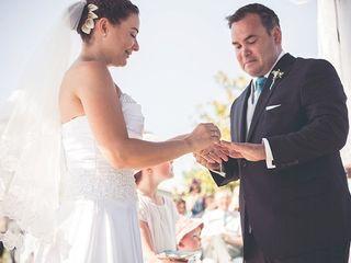 La boda de Bibiana  y Mark  2