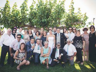 La boda de Bibiana  y Mark