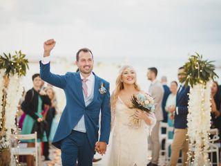 La boda de Cristina y Antonio
