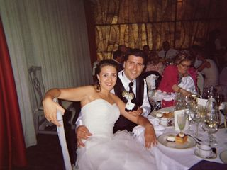 La boda de Oscar  y Verónica