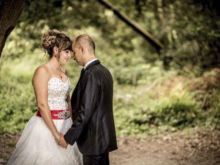 La boda de Jessy y Bruno