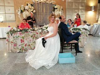 La boda de Esther y Héctor 1