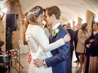 La boda de Sara y Andrea