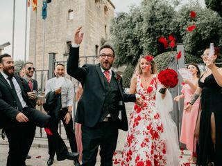 La boda de Ylenia y Carlos