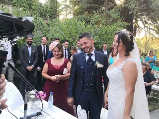 La boda de Ioana y Jorge